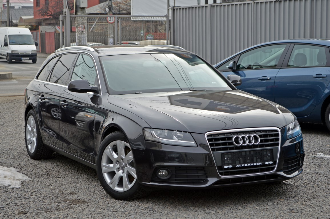 audi a4 break 2012 second hand 3 996 eur avans leasing auto. Black Bedroom Furniture Sets. Home Design Ideas